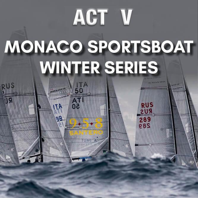 Sailing - Monaco Sportsboat Winter