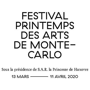 2020 Monte-Carlo Spring Arts Festival