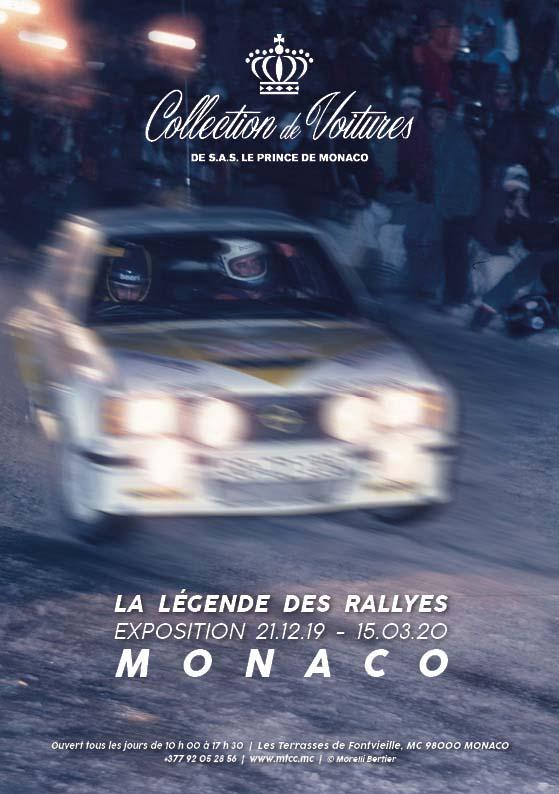 Rally Car Exhibition