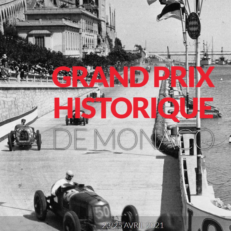 12ème GrandPrixHistorique deMonaco