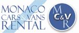 Monaco Cars & Vans rental