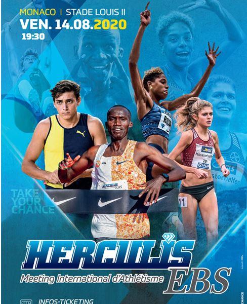 Herculis EBS, IAAF Diamond League