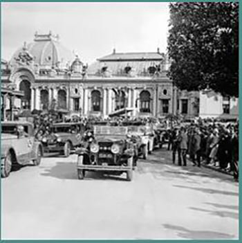 Monaco and the Automobile