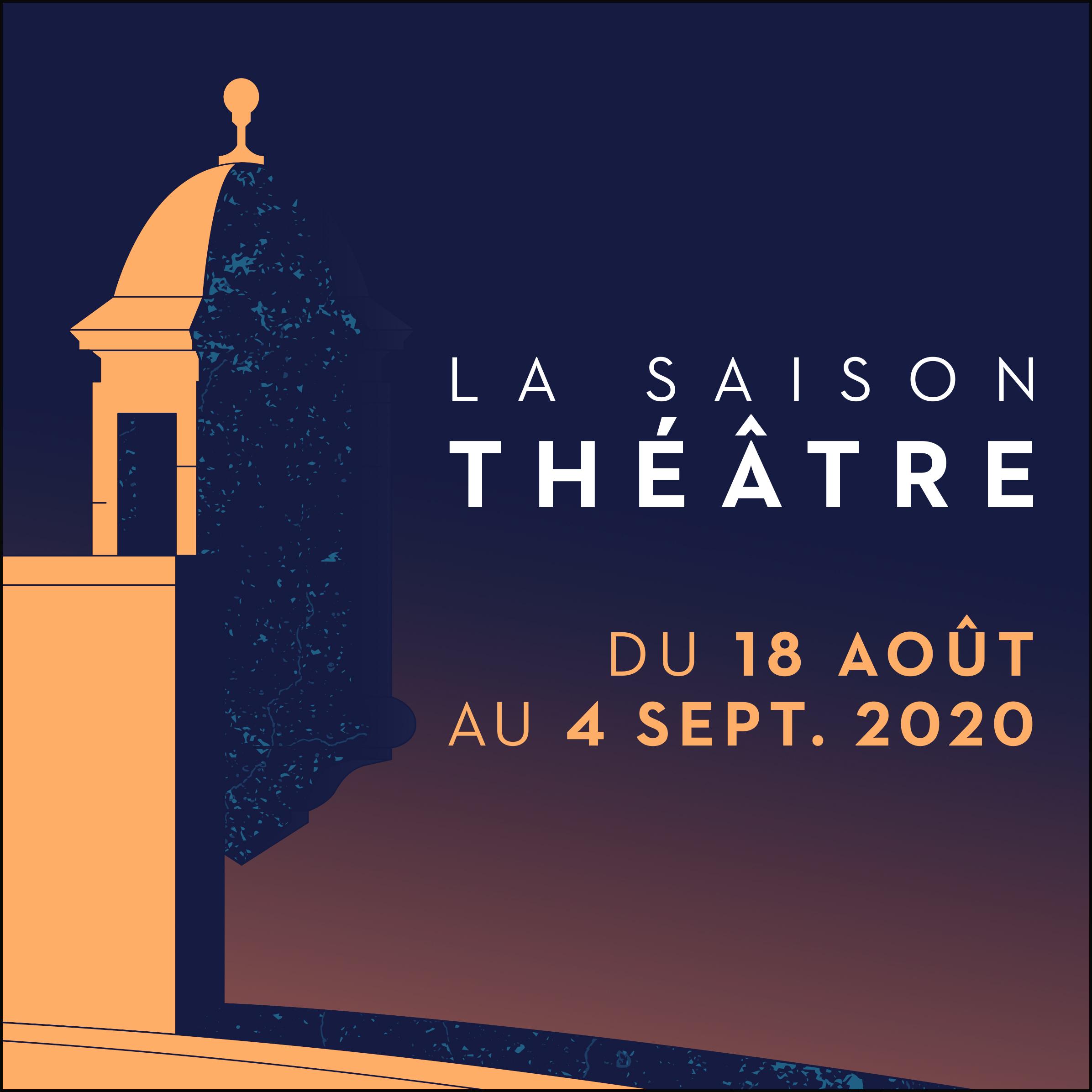 50 ans Théâtre du Fort Antoine