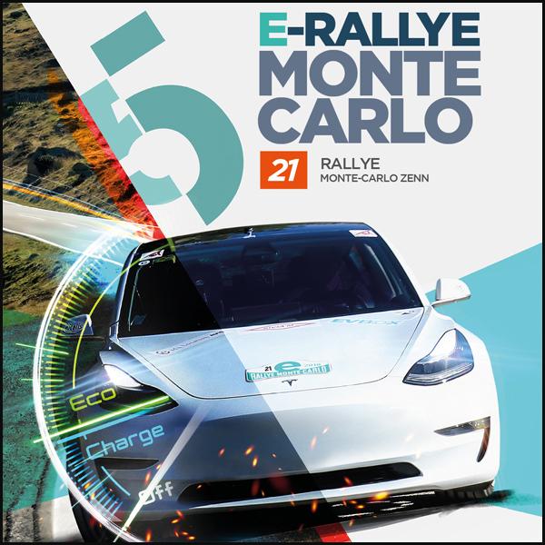 5e E-Rallye Monte-Carlo