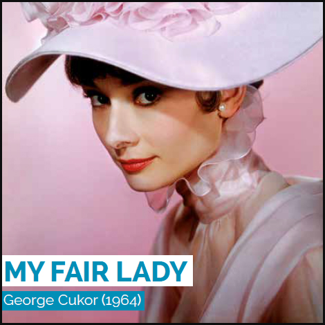 Annulé - My Fair Lady