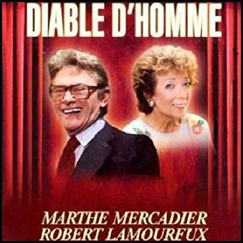 """""""Diable d'homme"""" by Robert Lamoureux"""