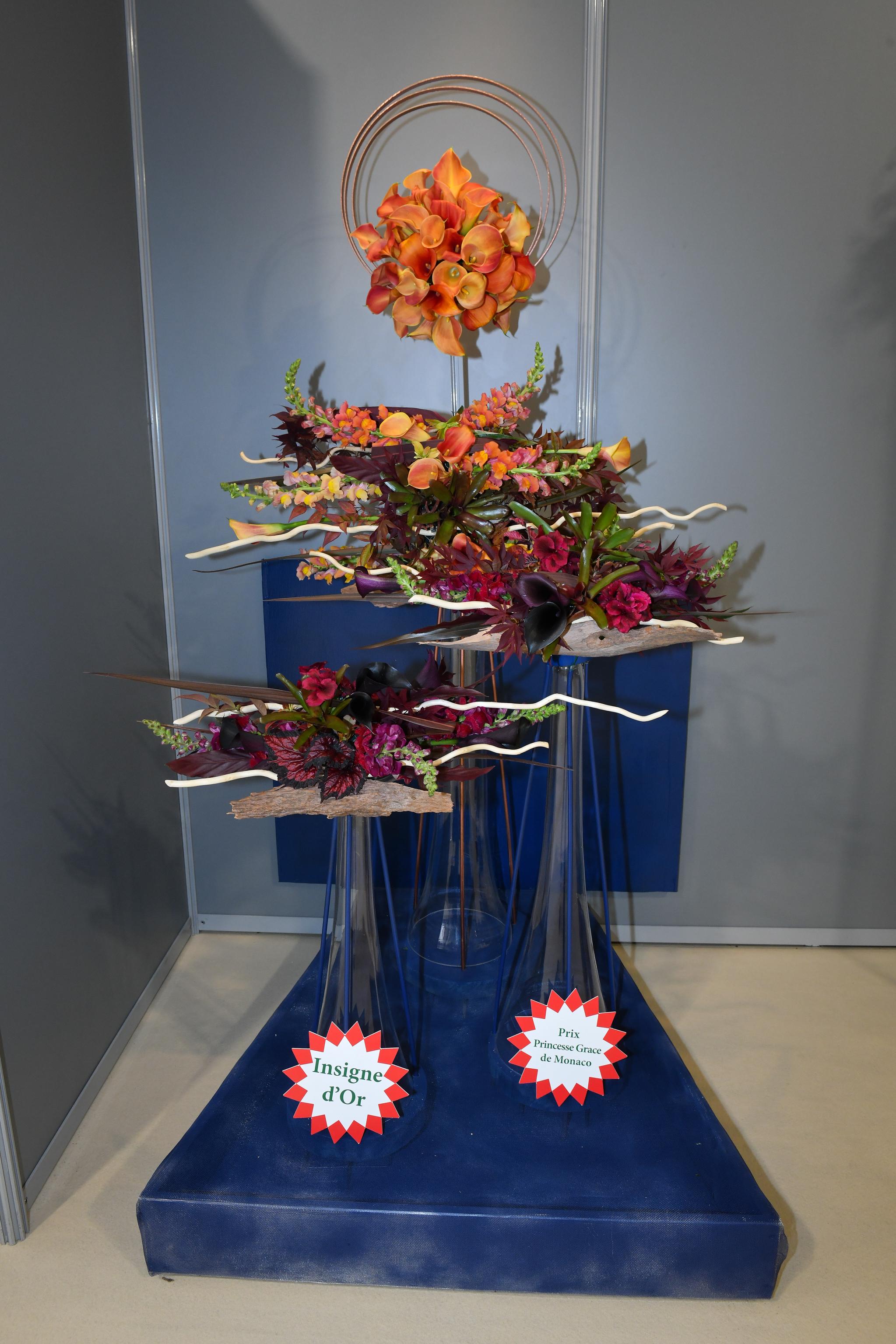 52nd Flower Arrangement Competition