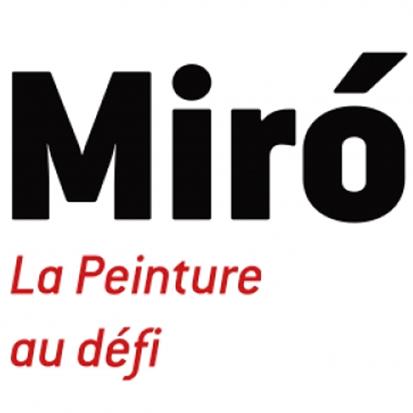 Miró, la peinture au défi