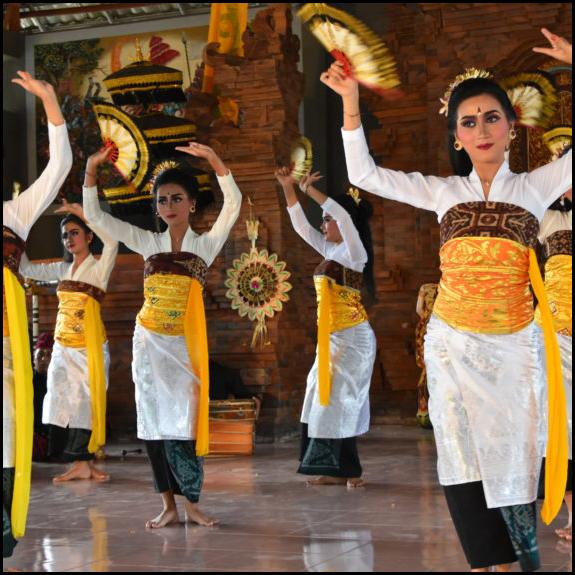 Musique et danse de Bali