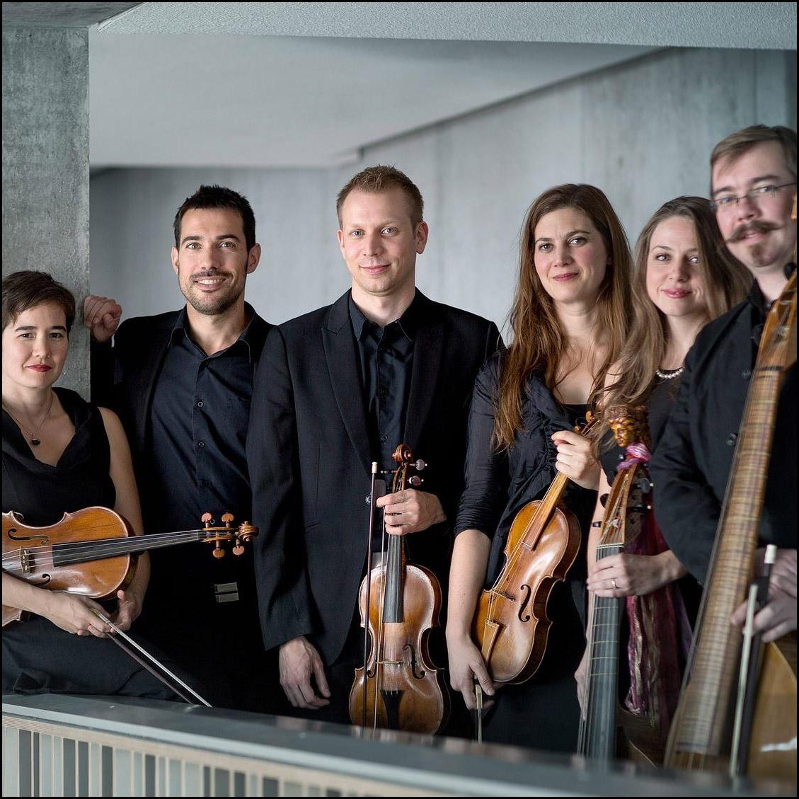 Quebecois Baroque Music